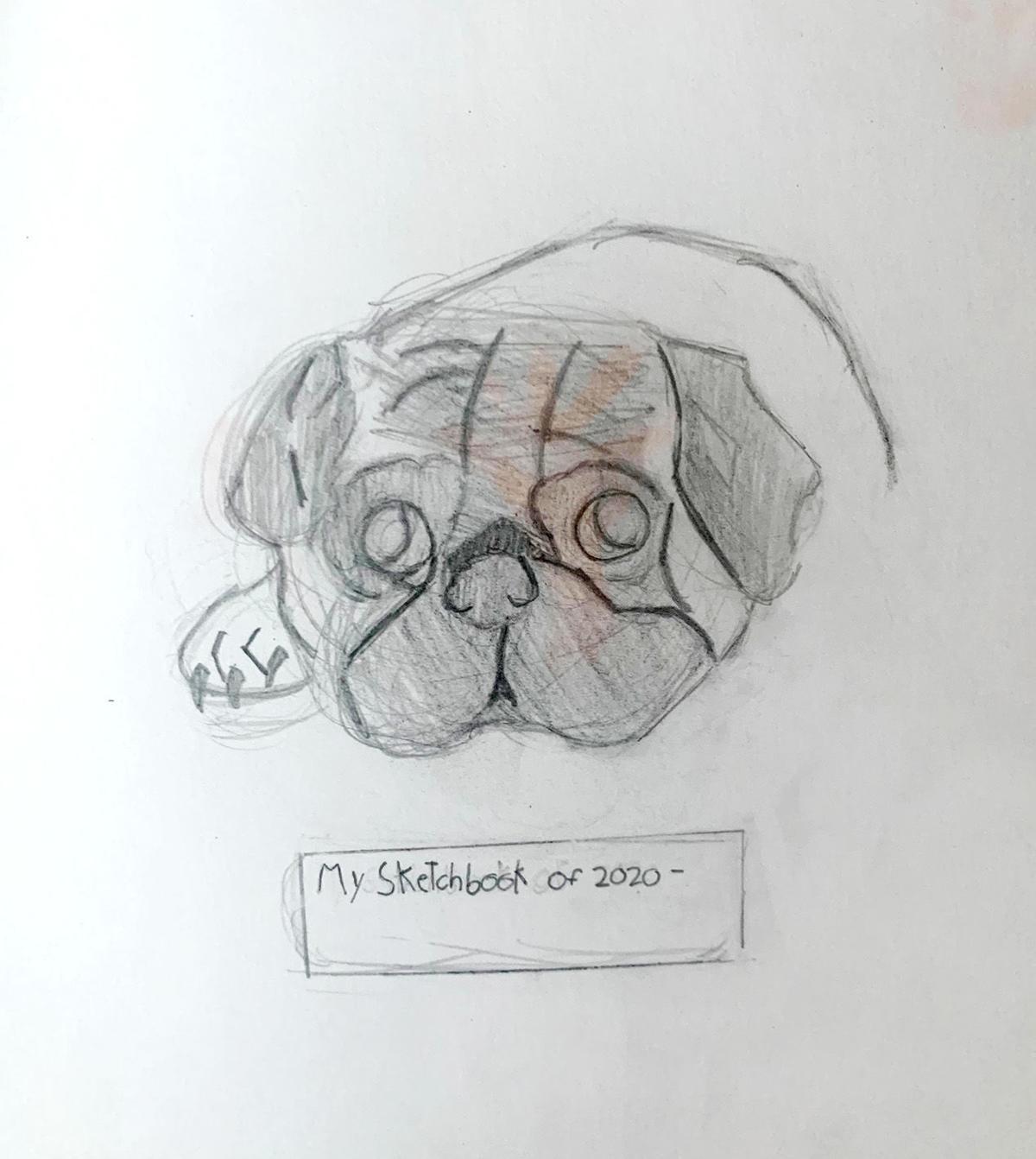 Big Brother - Julian's Dog