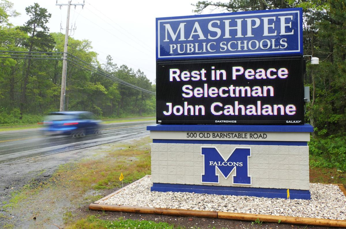 Sign Honors John Cahalane
