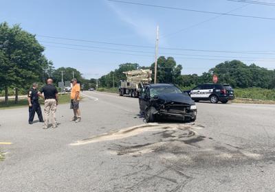 Tupper Road Crash