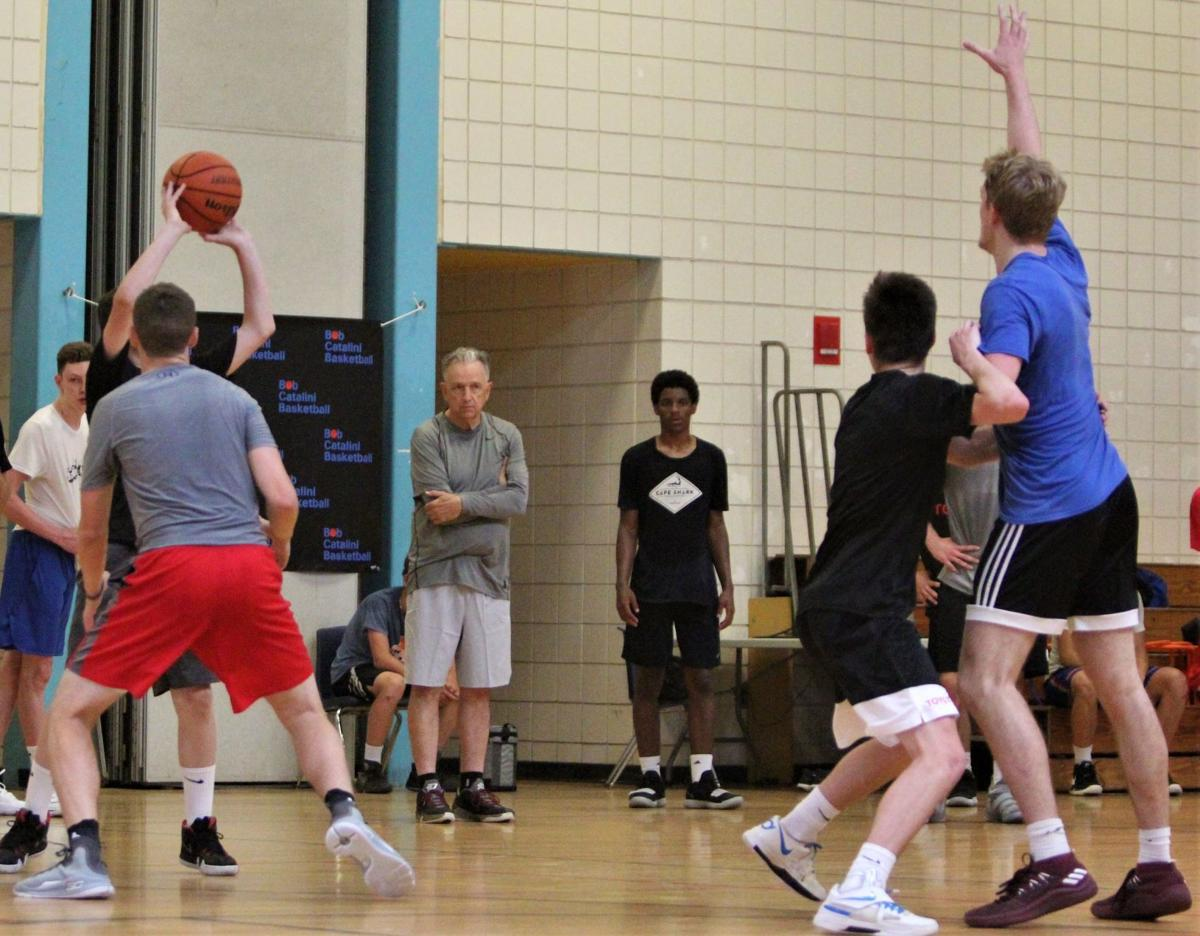Summer Hoops Clinic - July 2, 2019