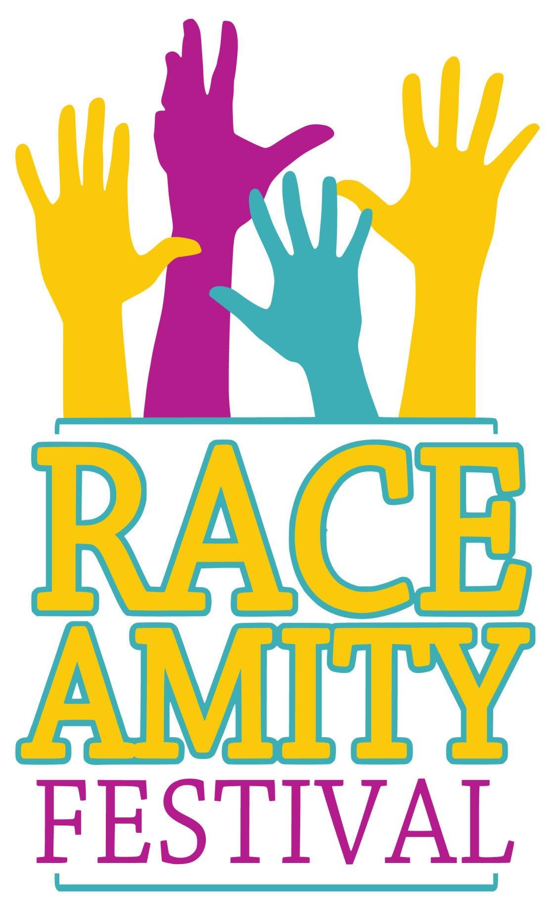 Race Amity Festival Logo (Vector)