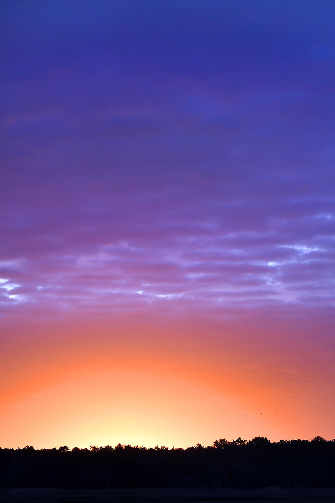 Sunrise Over Cape Cod