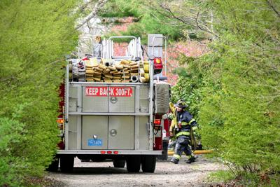 Childs River Road Fire