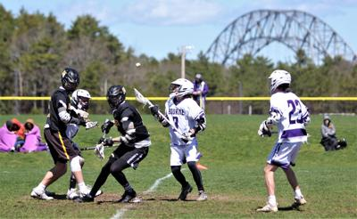 BHS Boys' Lacrosse vs. Nauset - April 16, 2019 (copy)