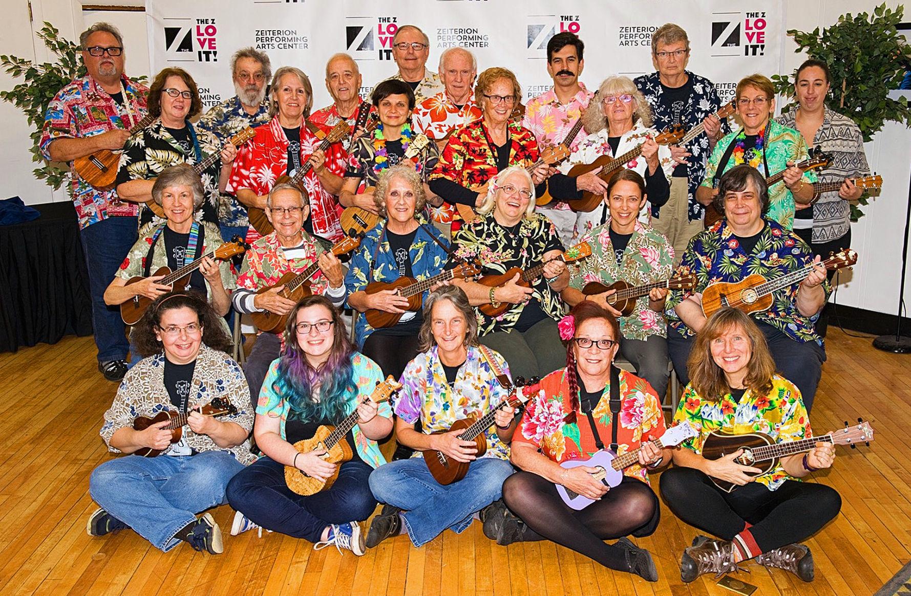 Sexual health campaigns ukulele