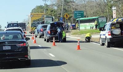 Bus Crash On Boulevard Sends Three To Hospital | Bourne News