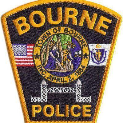 Bourne Police Logo