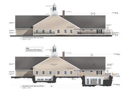 100 Route 6A Site Plans