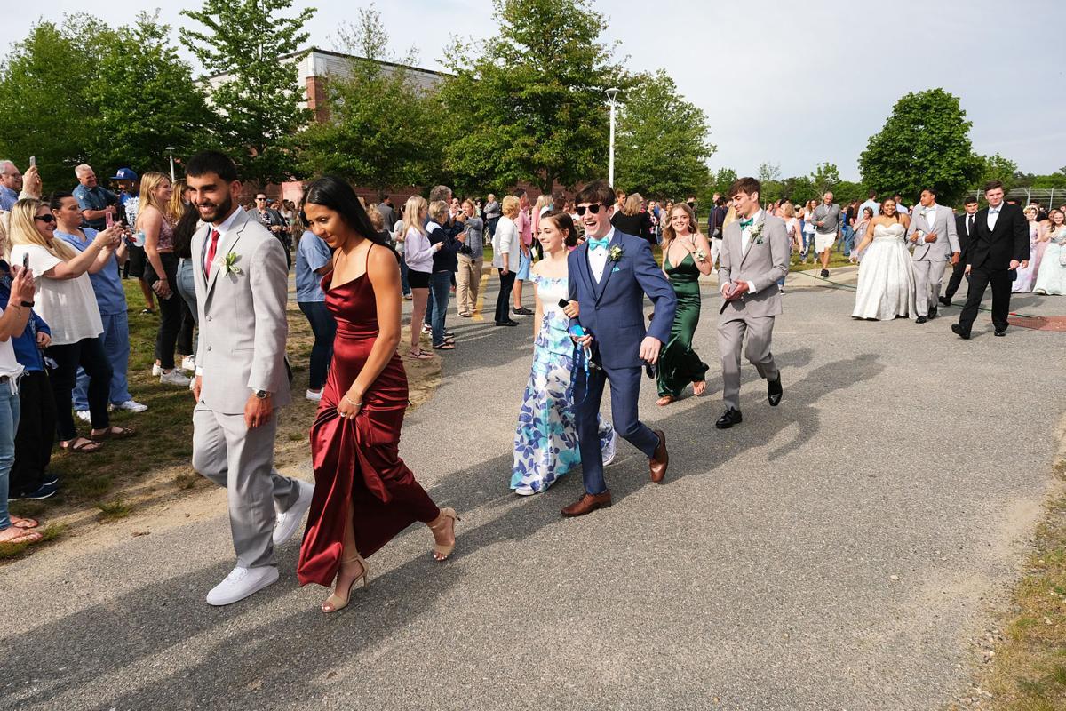 Mashpee High School Prom, June 1, 2021