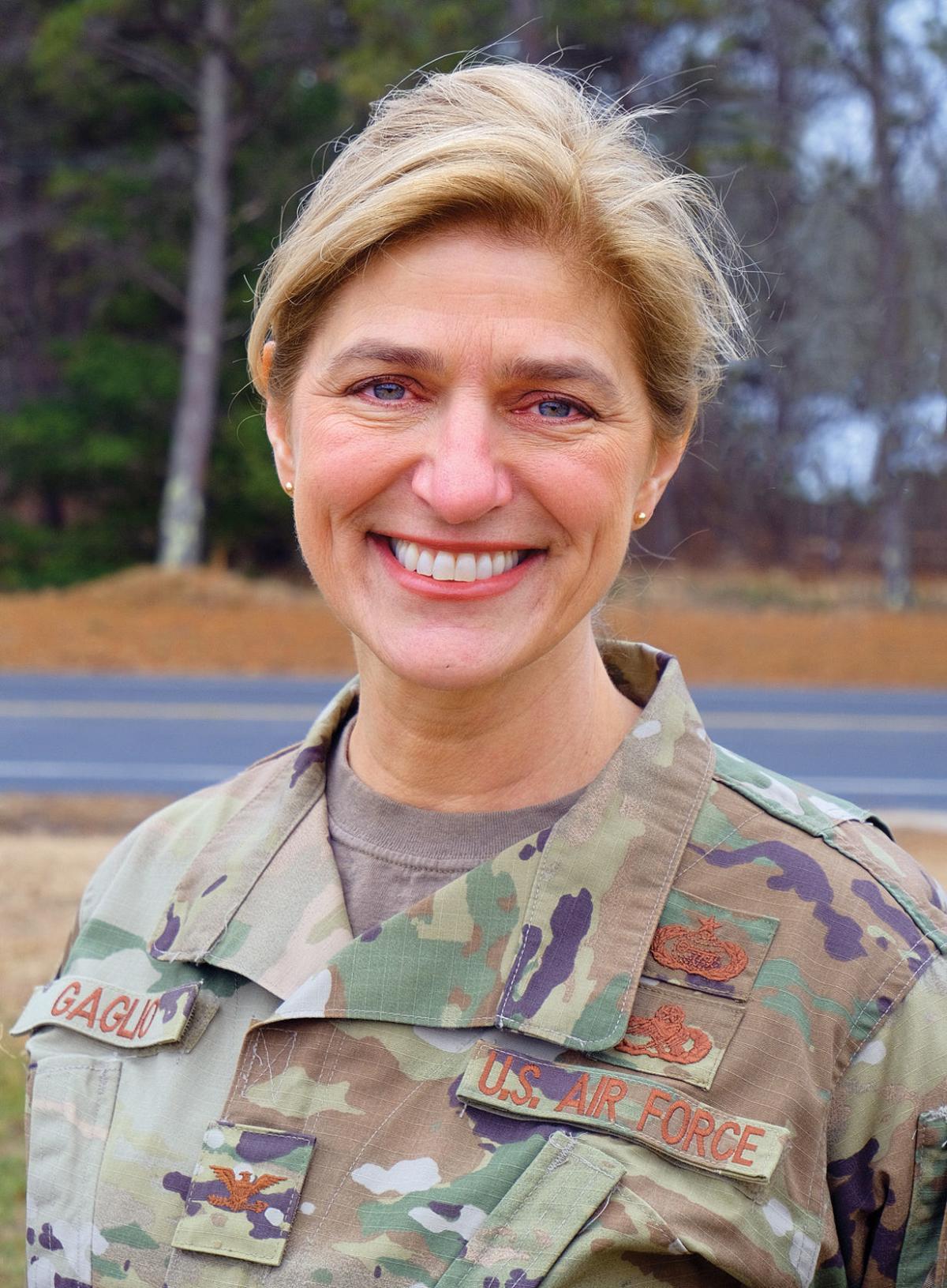 Colonel Virginia Gaglio