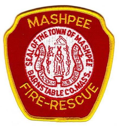 Mashpee Fire Rescue Logo