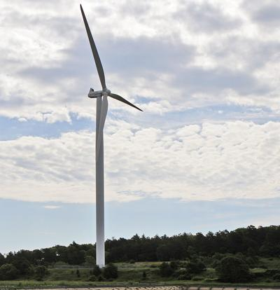 Falmouth Turbines - Wind 1