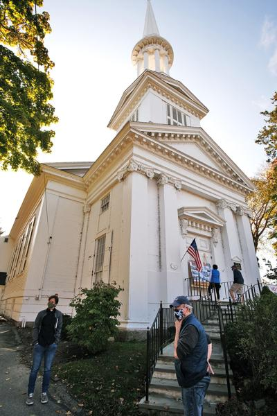 First Church Renovation