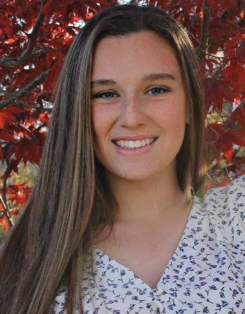 Mashpee High School's Ainsley Kiefer
