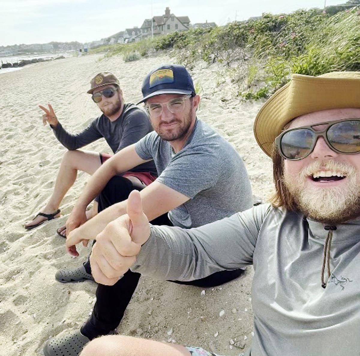 Rowers Journey From New York To Ireland