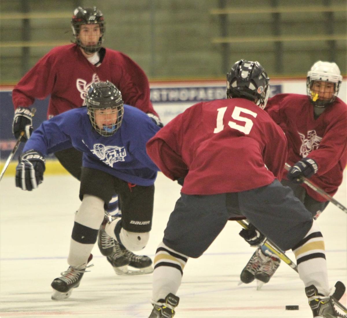 Cape Cod Summer Hockey — August 19, 2019