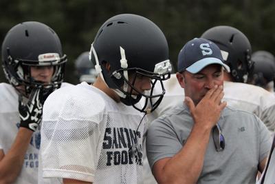 Bill O'Connell — Sandwich High School Football Coach