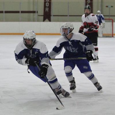 UCT Boys' Hockey vs Old Rochester/Fairhaven — December 20, 2019