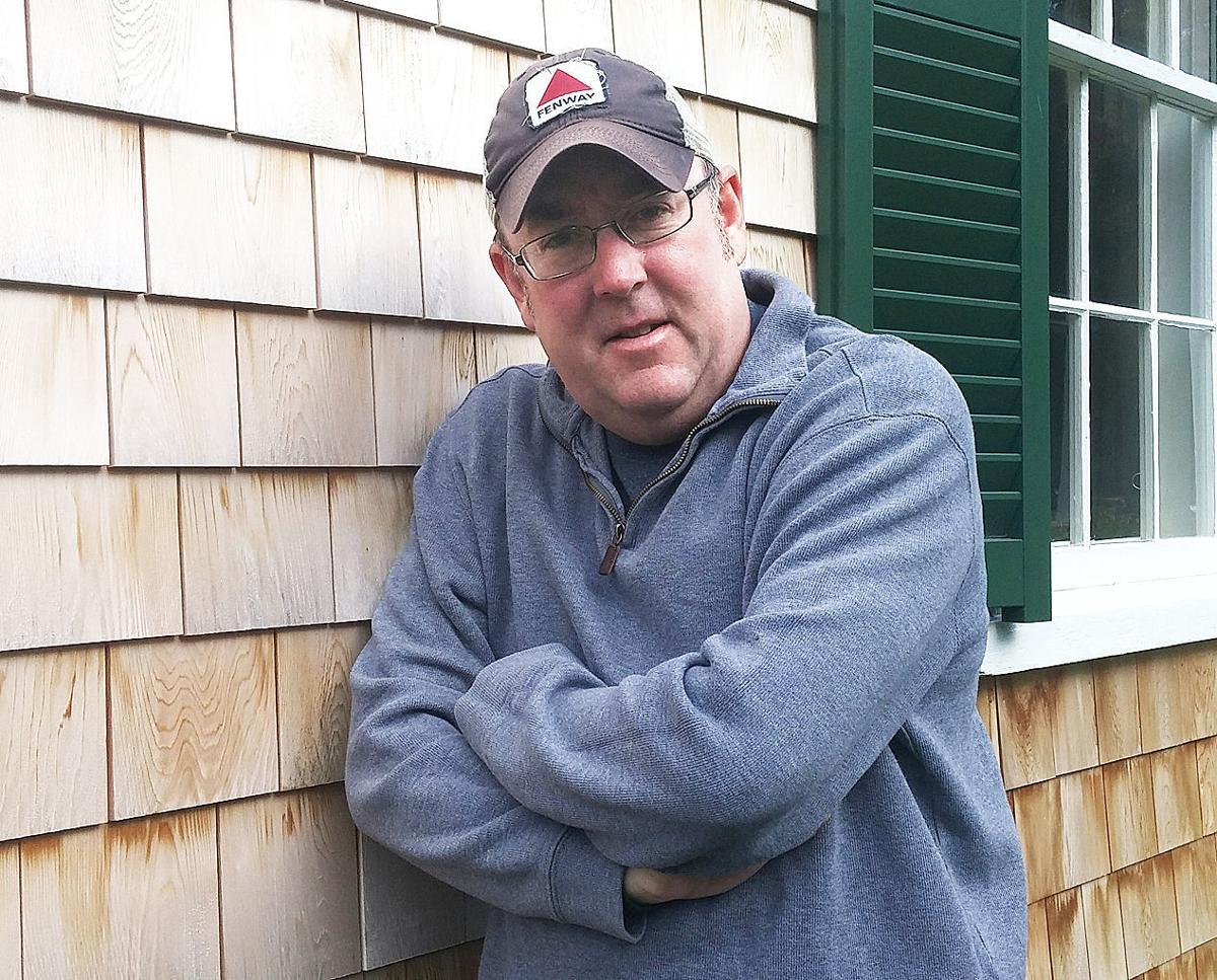 Author Ted Murphy