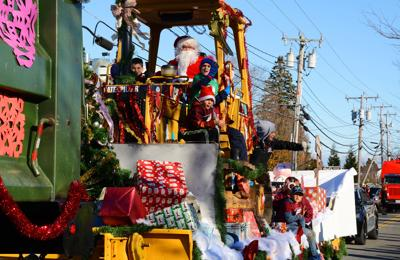 Falmouth Christmas Parade December 4, 2016