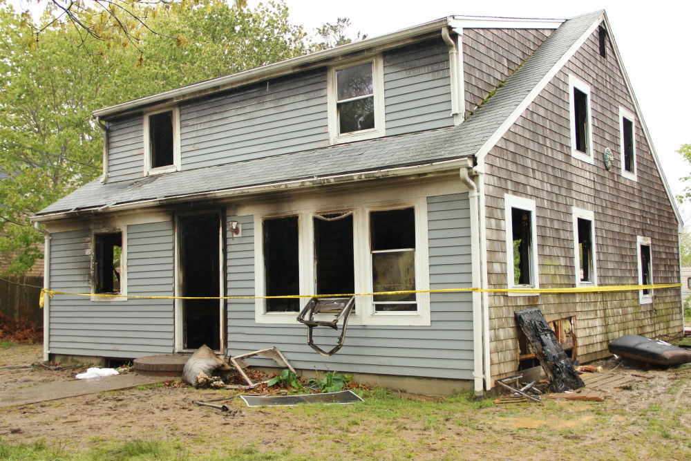 Five-Bedroom House Destroyed By Fire In East Falmouth | Falmouth ...