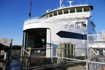 Steamship Ferry Arrivals And Departures From Woods Hole