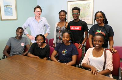 Kenyan Students