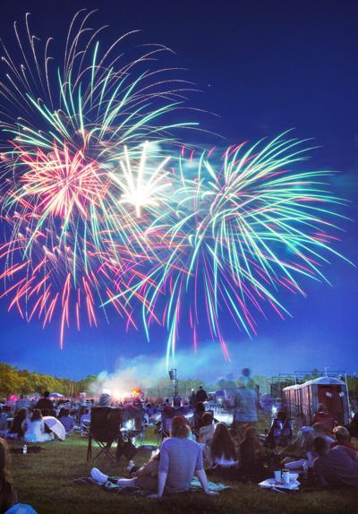 Mashpee Community Picnic & Fireworks - July 1, 2018