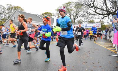 Cape Cod Marathon 2018