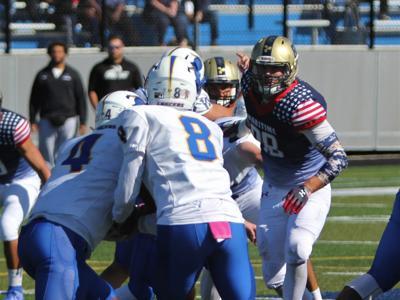 Massachusetts Maritime Academy Football — November 16, 2019