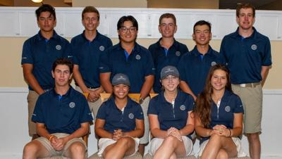 Team Mass Golf At NEGA Junior Amateur Invitational - August 11, 2019