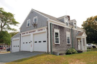 Bourne Fire Station Pocasset