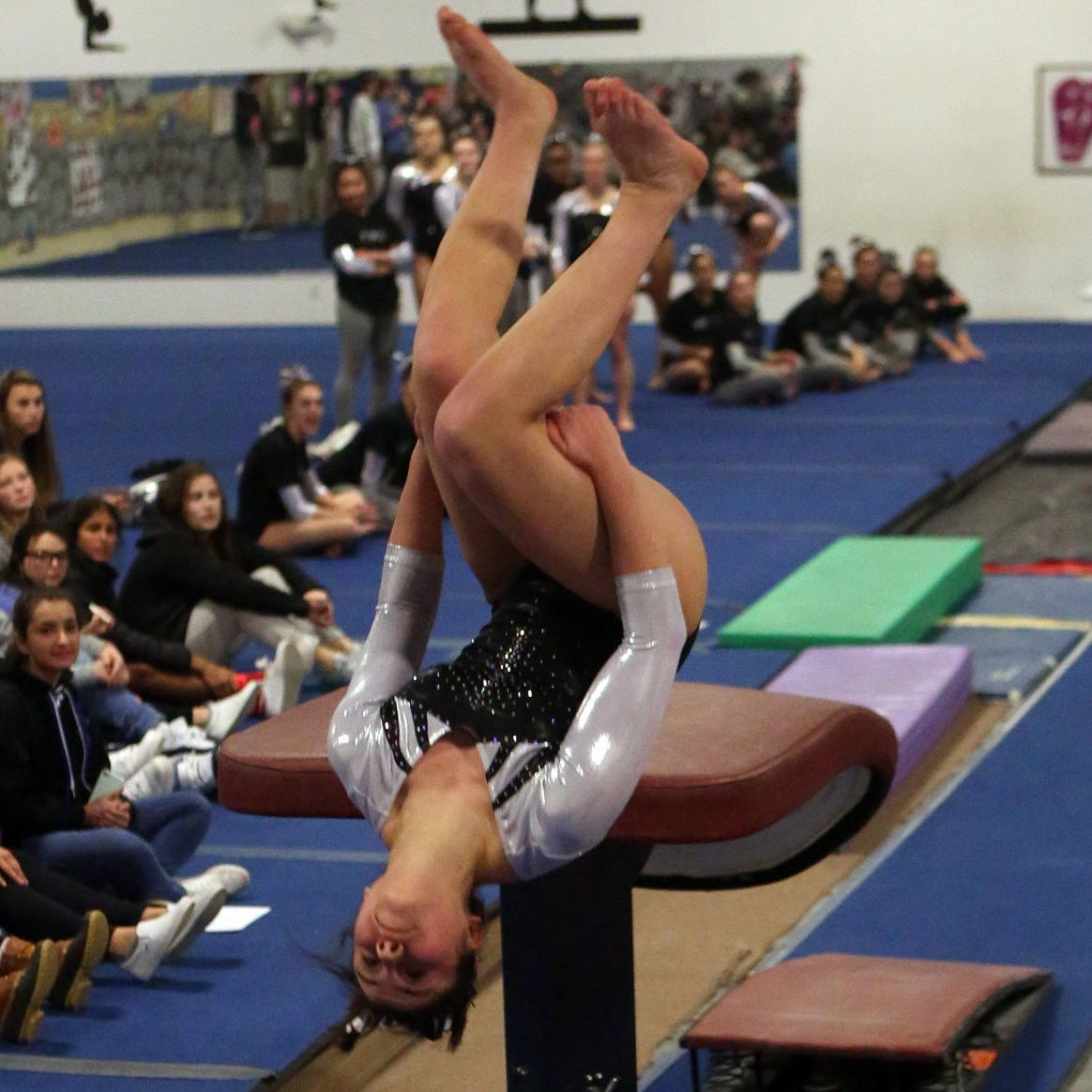 Gymnastics Places 11th At Sectional Championships