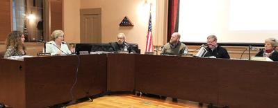 Sandwich Finance Committee Meeting February 10, 2020
