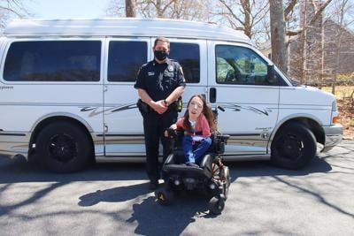 Sandwich Resident Cayla Lemire Is Raising Money For A New Van