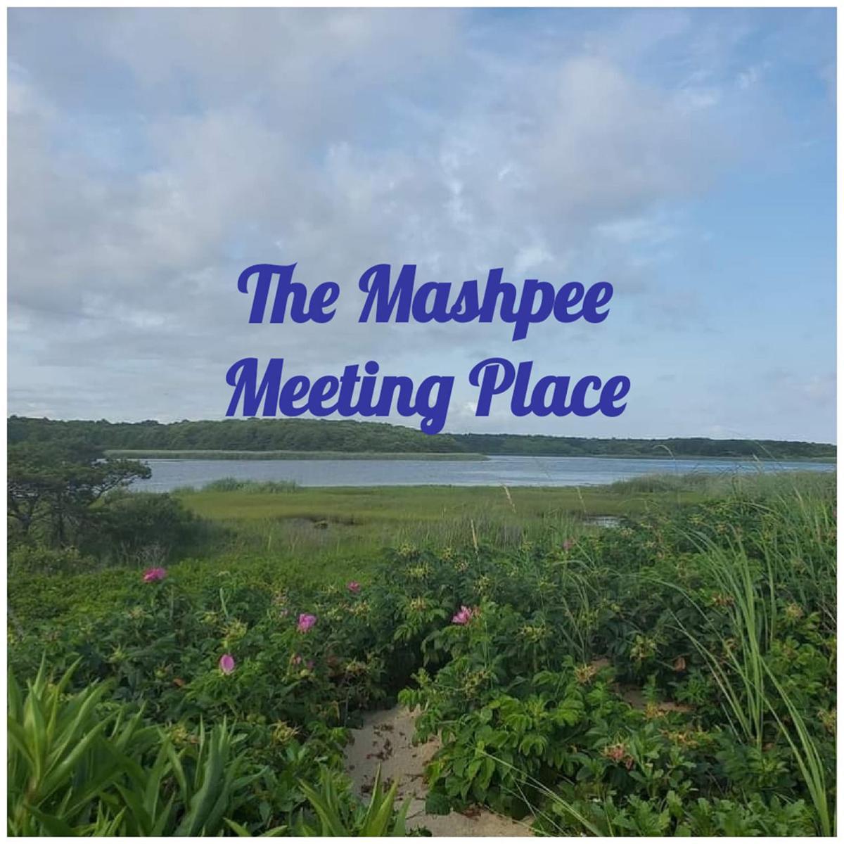 The Mashpee Meeting Place Logo