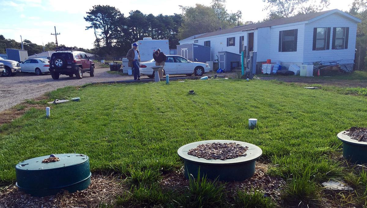 new low cost septic system technology on the horizon falmouth