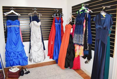 Prom Swap Shop Aims To Provide Free Dresses To Falmouth