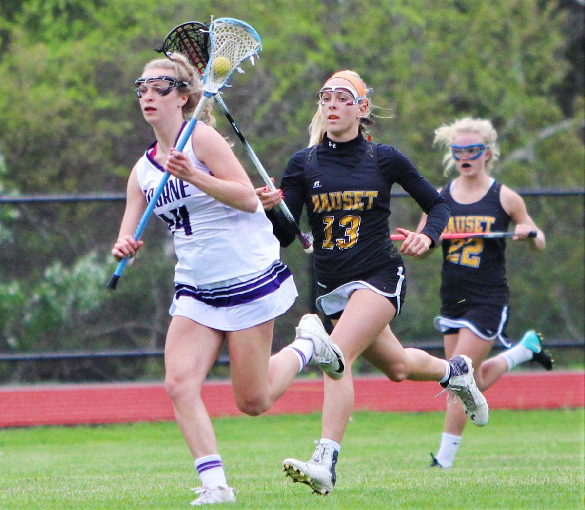 BHS Girls' Lacrosse vs Nauset - May 17, 2019