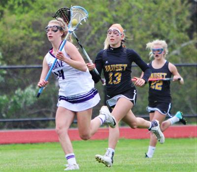 BHS Girls' Lacrosse vs Nauset - May 17, 2019