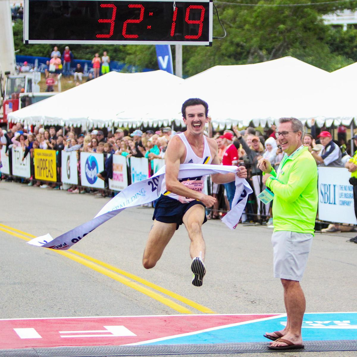 Falmouth Road Race - August 19, 2018