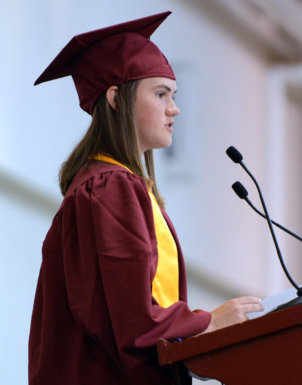 Falmouth High School 2016 Graduation