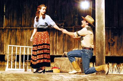 Oklahoma What A Beautiful Evening With Cloc Arts Entertainment Capenews Net