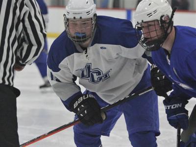 UCT Boys' Hockey vs. Southeastern — December 28, 2019