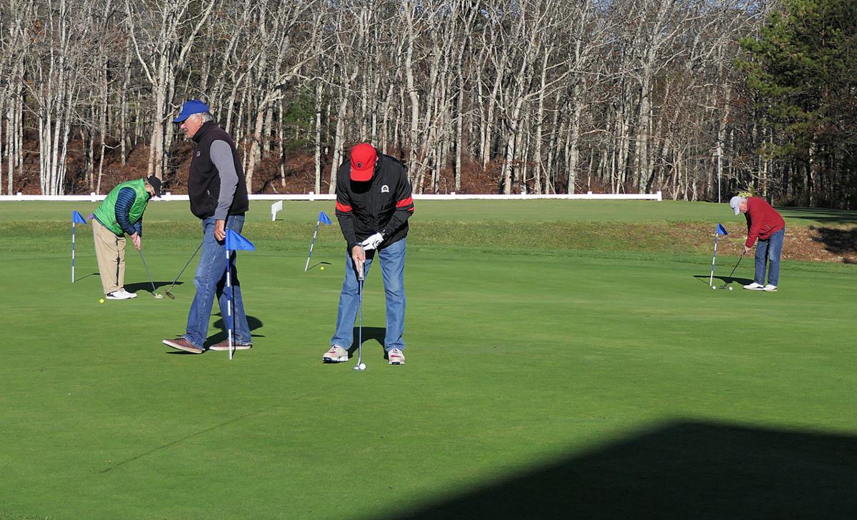 Sandwich Hollows Golf Club