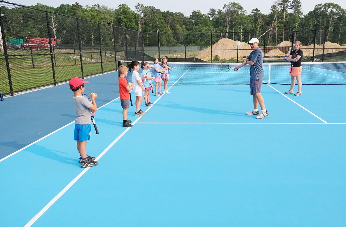 Sandwich Tennis Lessons