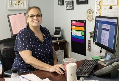 Principal Deb Goulart
