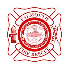 Falmouth Fire Logo