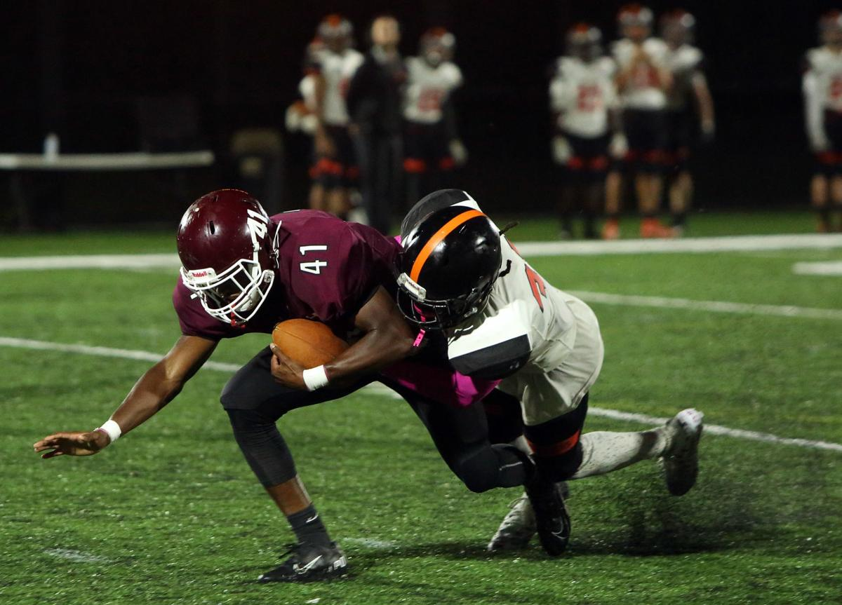 Wayland Too Much For Falmouth High School Football