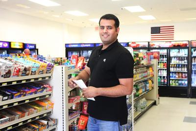 The Falmouth Convenient Store Opens Its Doors
